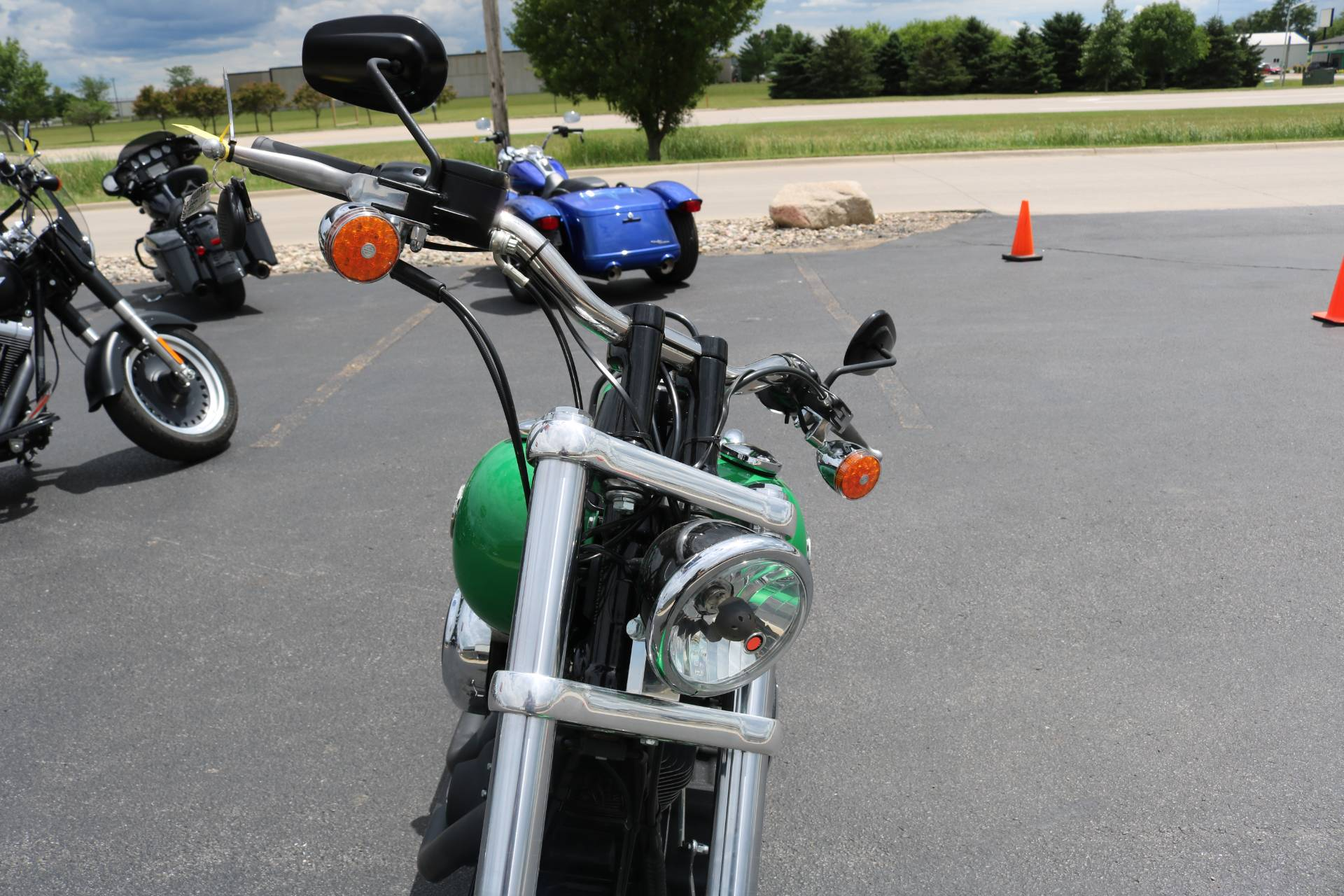 2015 Harley-Davidson Wide Glide® in Carroll, Iowa - Photo 5