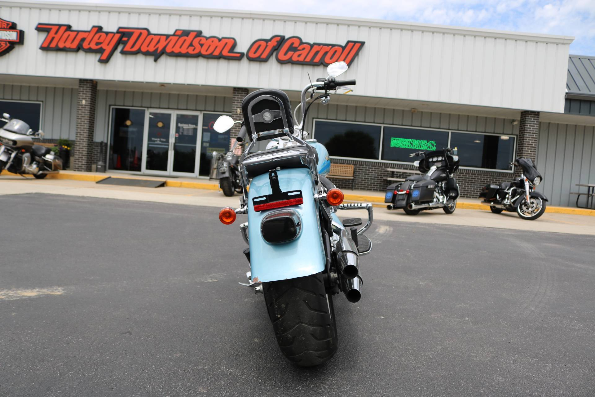 2007 Harley-Davidson FLSTF Softail® Fat Boy® in Carroll, Iowa - Photo 15