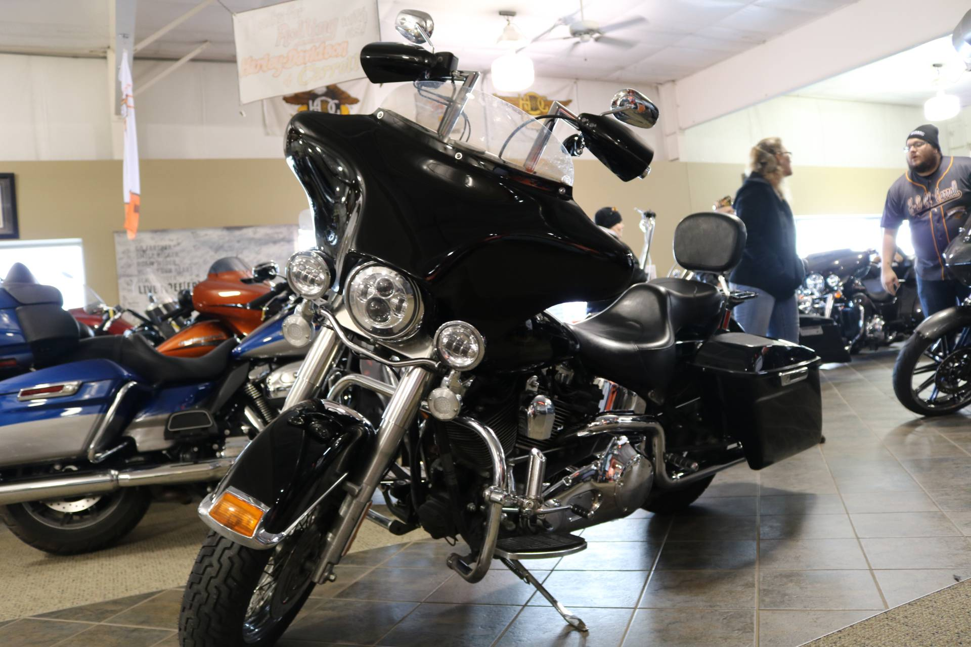 2004 Harley-Davidson FLSTC/FLSTCI Heritage Softail® Classic in Carroll, Iowa - Photo 15