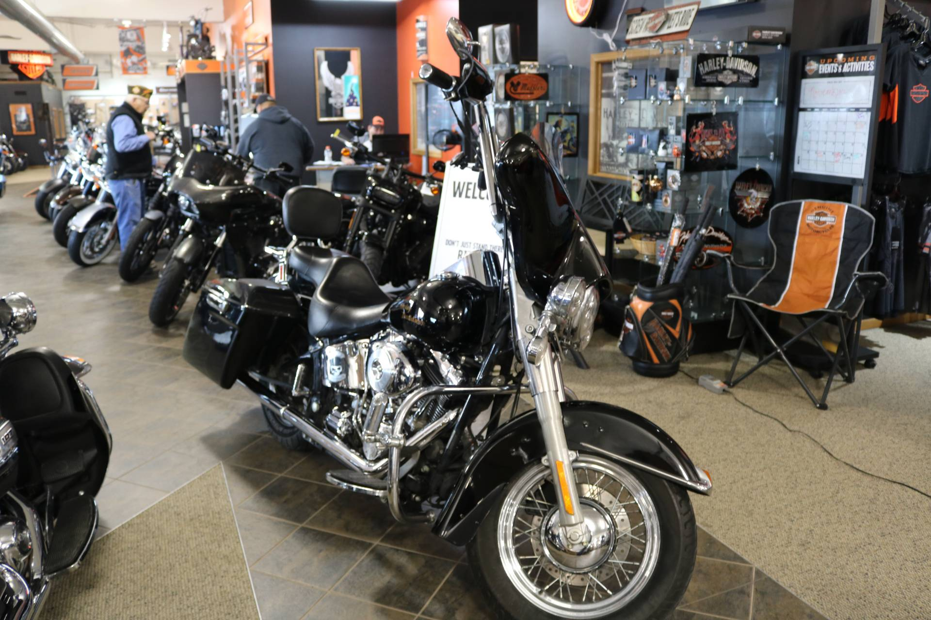 2004 Harley-Davidson FLSTC/FLSTCI Heritage Softail® Classic in Carroll, Iowa - Photo 16