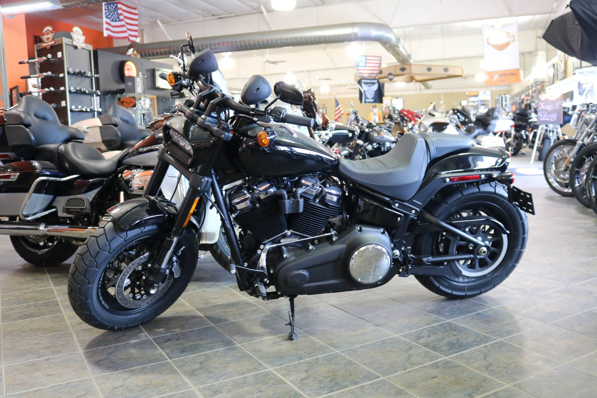 2018 Harley-Davidson Fat Bob® 107 in Carroll, Iowa - Photo 2