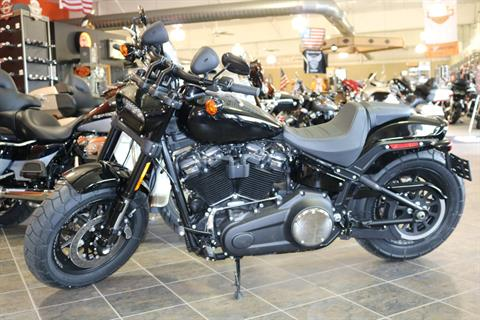 2018 Harley-Davidson Fat Bob® 107 in Carroll, Iowa - Photo 1