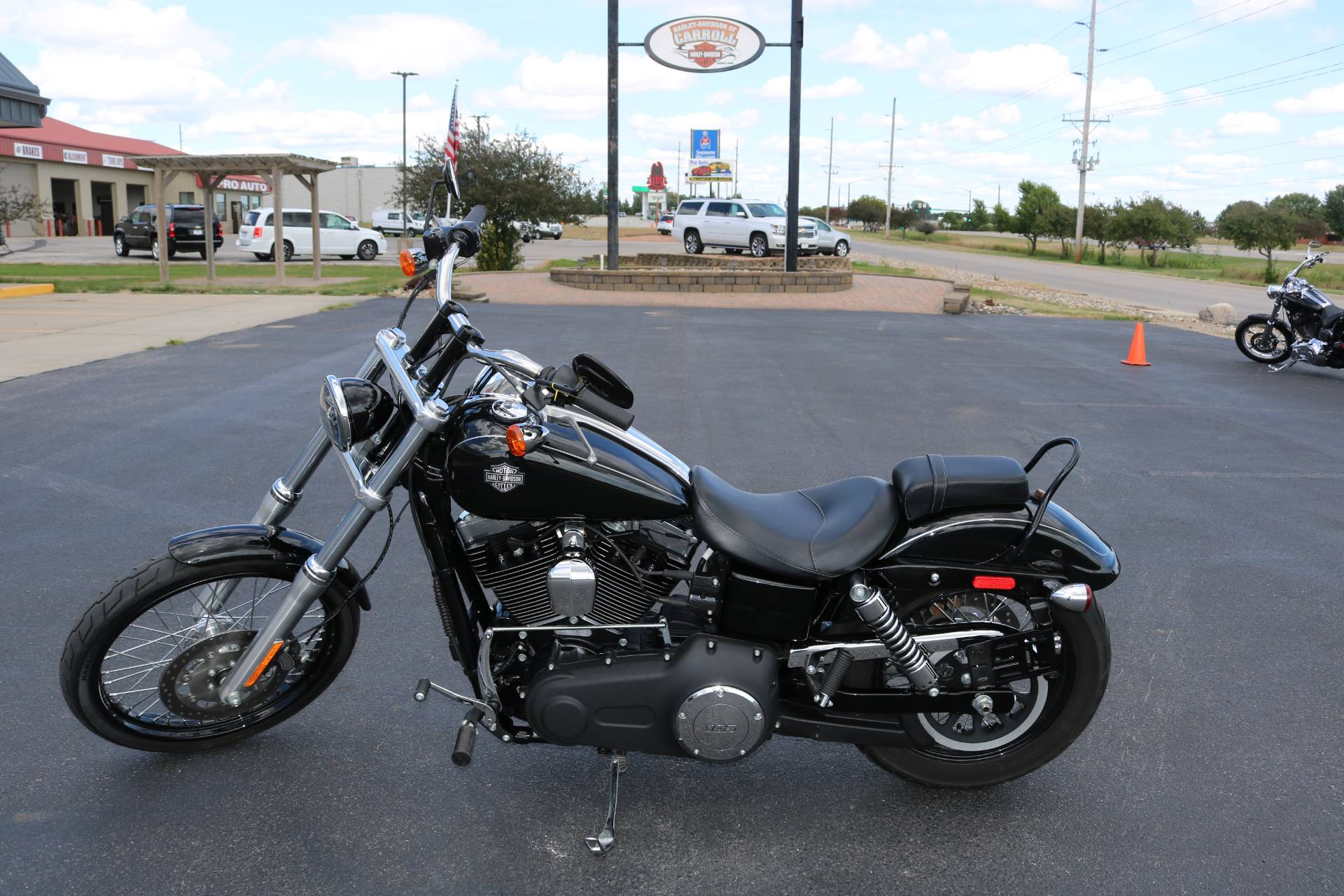 2016 Harley-Davidson Wide Glide® in Carroll, Iowa - Photo 1