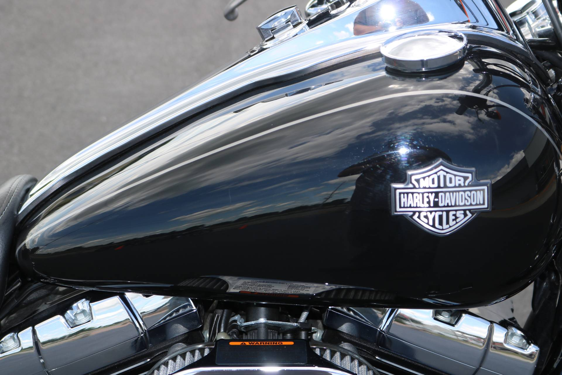 2016 Harley-Davidson Wide Glide® in Carroll, Iowa - Photo 8