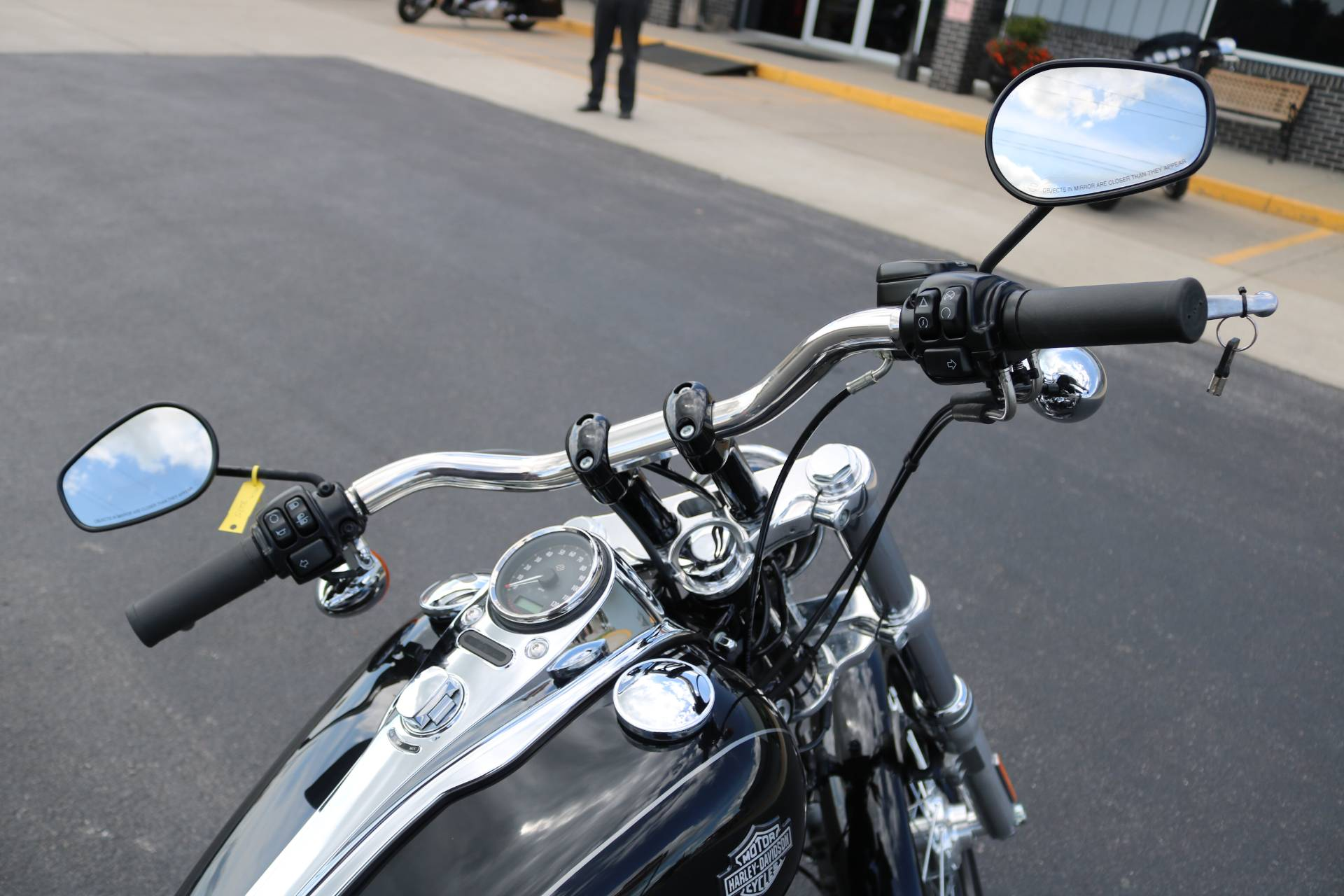 2016 Harley-Davidson Wide Glide® in Carroll, Iowa - Photo 12