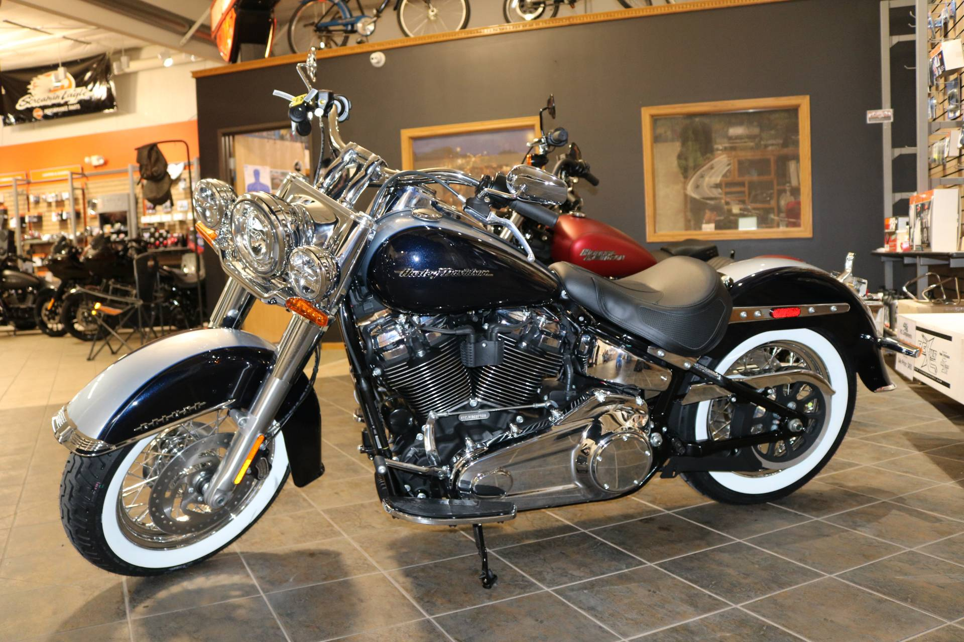2019 Harley-Davidson Deluxe in Carroll, Iowa - Photo 1