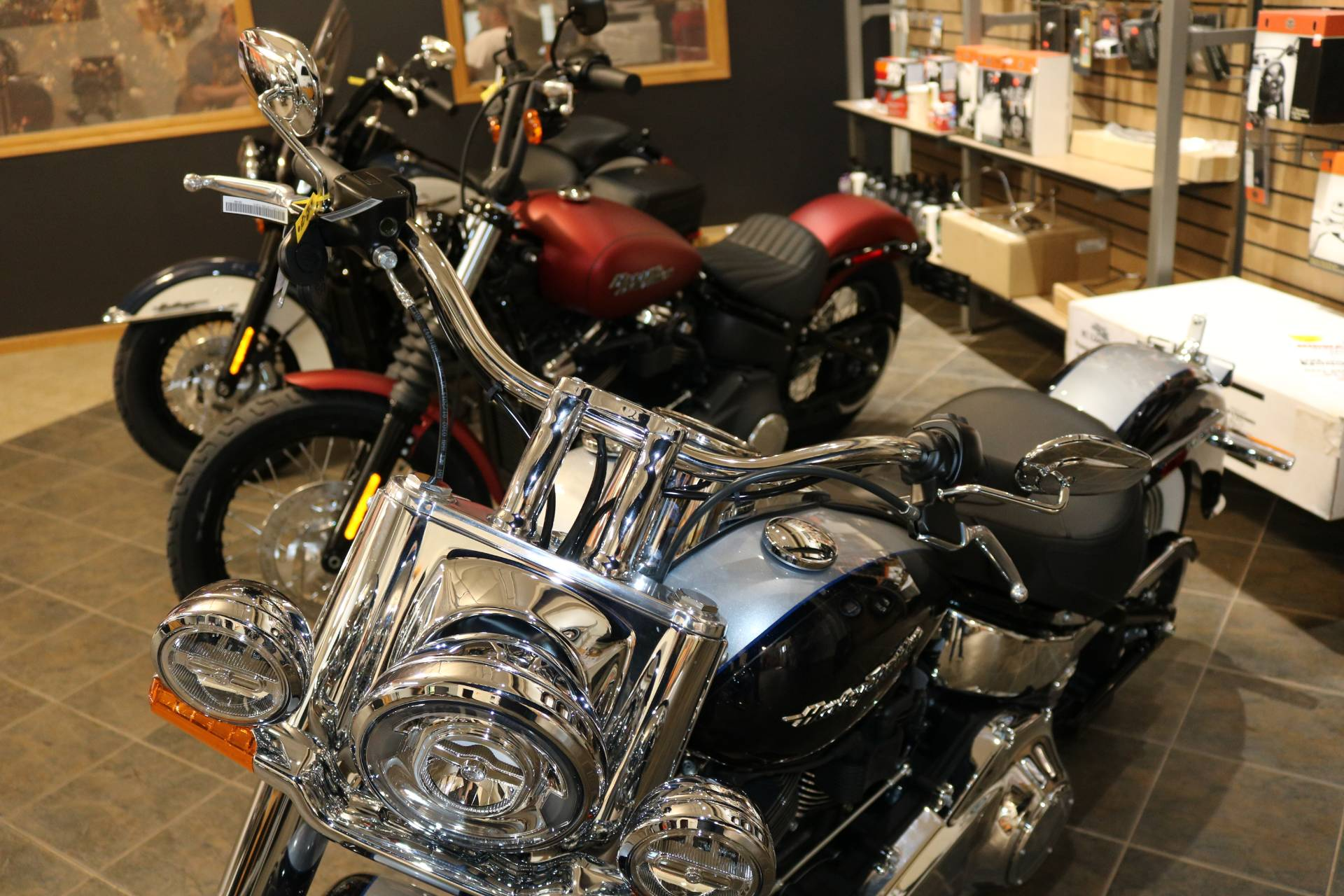 2019 Harley-Davidson Deluxe in Carroll, Iowa - Photo 4