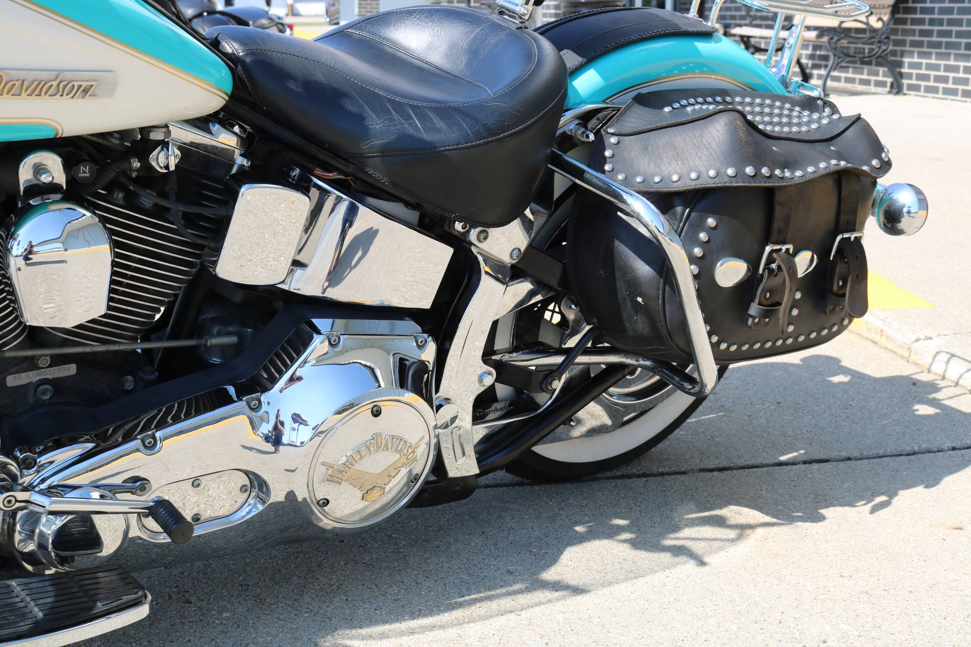1997 Harley-Davidson Heritage Classic in Carroll, Iowa - Photo 3