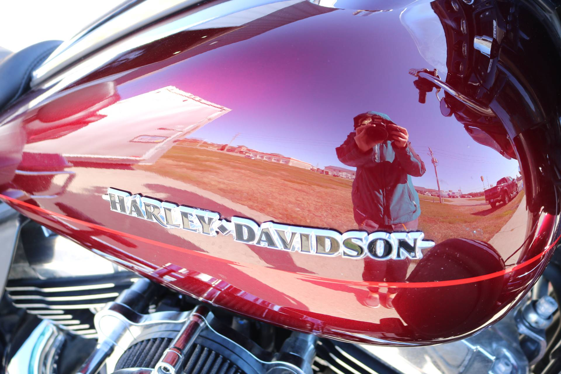 2016 Harley-Davidson Ultra Limited Low in Carroll, Iowa - Photo 6