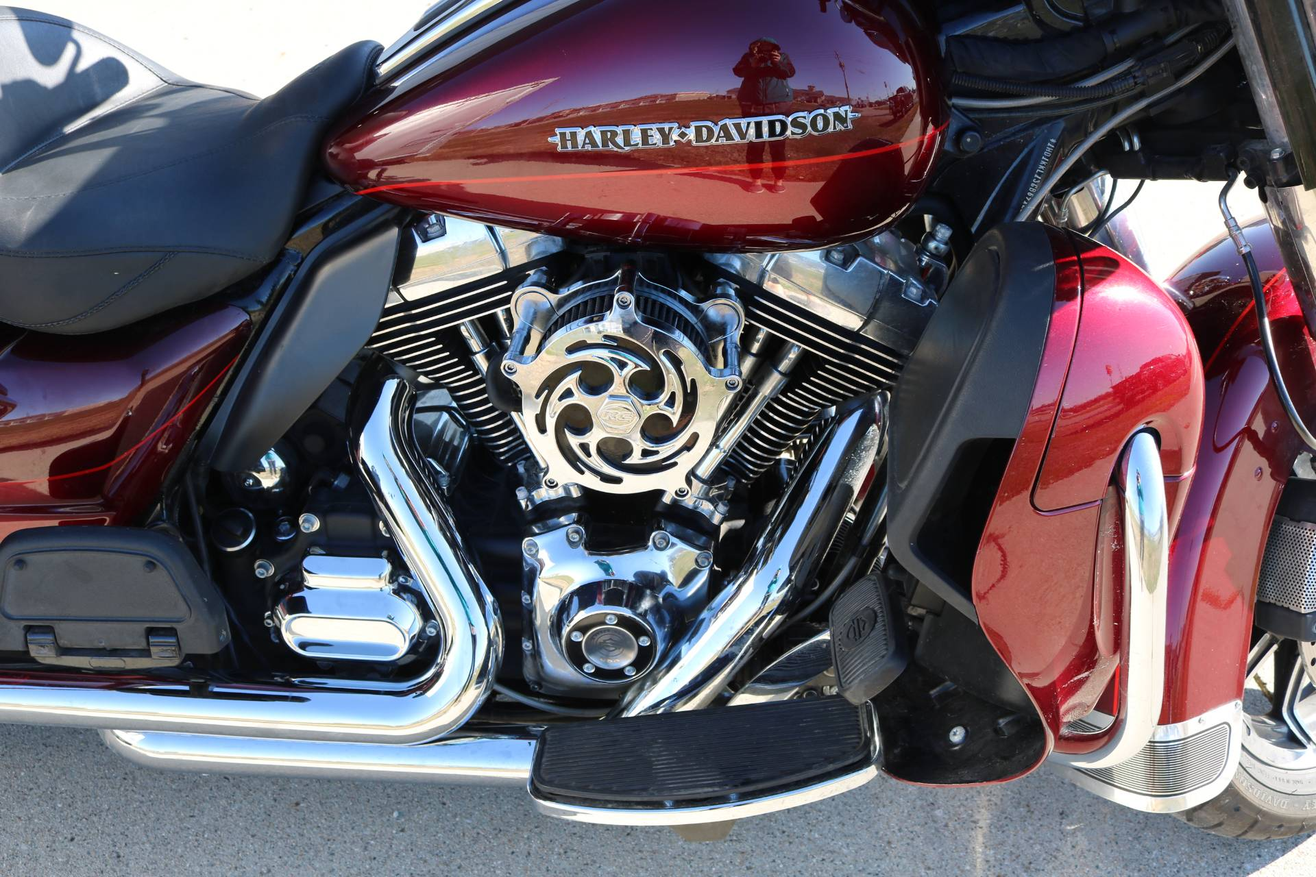 2016 Harley-Davidson Ultra Limited Low in Carroll, Iowa - Photo 7