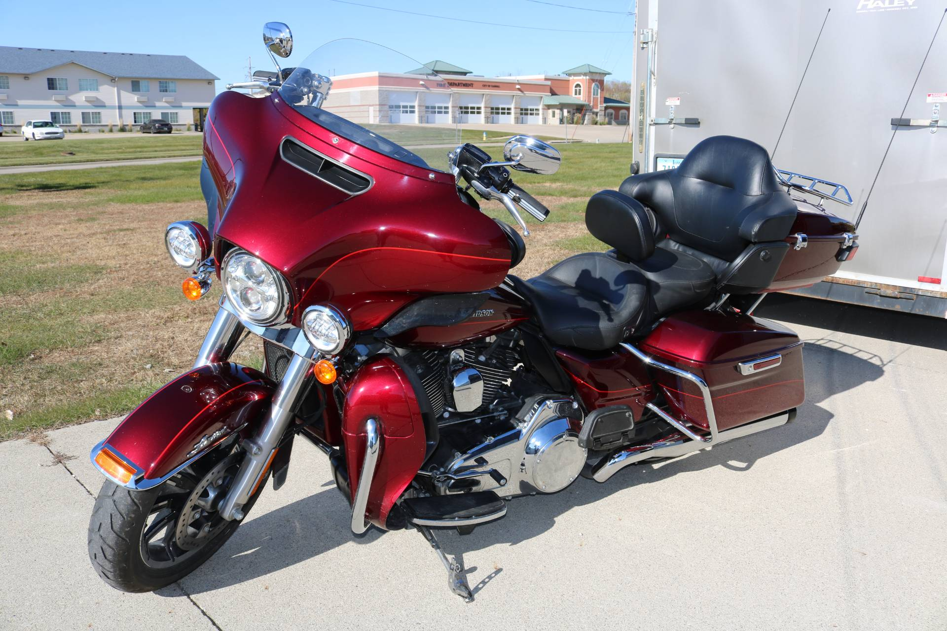2016 Harley-Davidson Ultra Limited Low in Carroll, Iowa - Photo 16