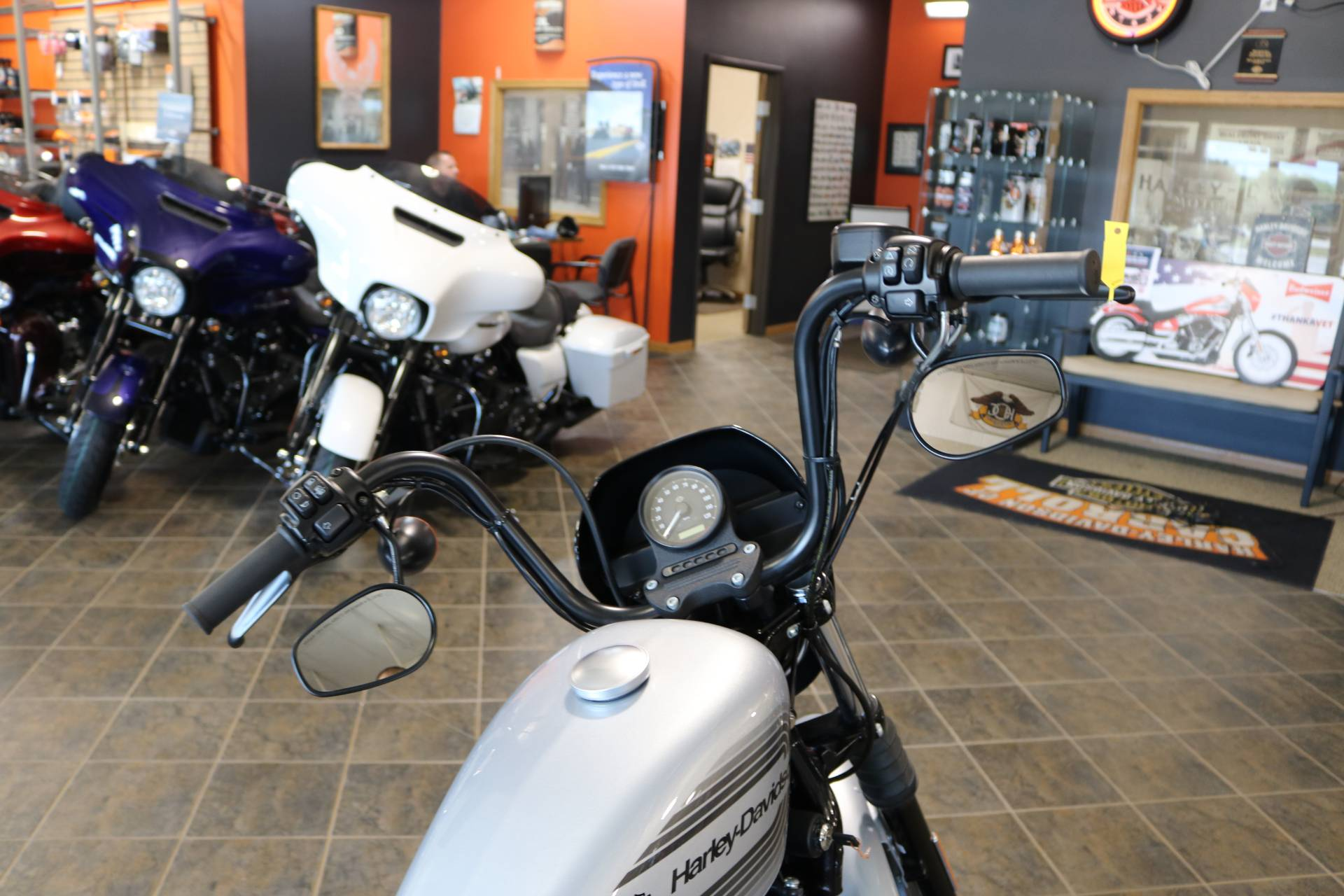 2020 Harley-Davidson Iron 1200™ in Carroll, Iowa - Photo 12