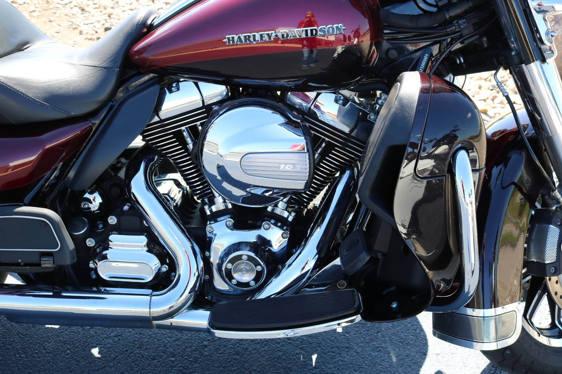 2014 Harley-Davidson Ultra Limited in Carroll, Iowa - Photo 7