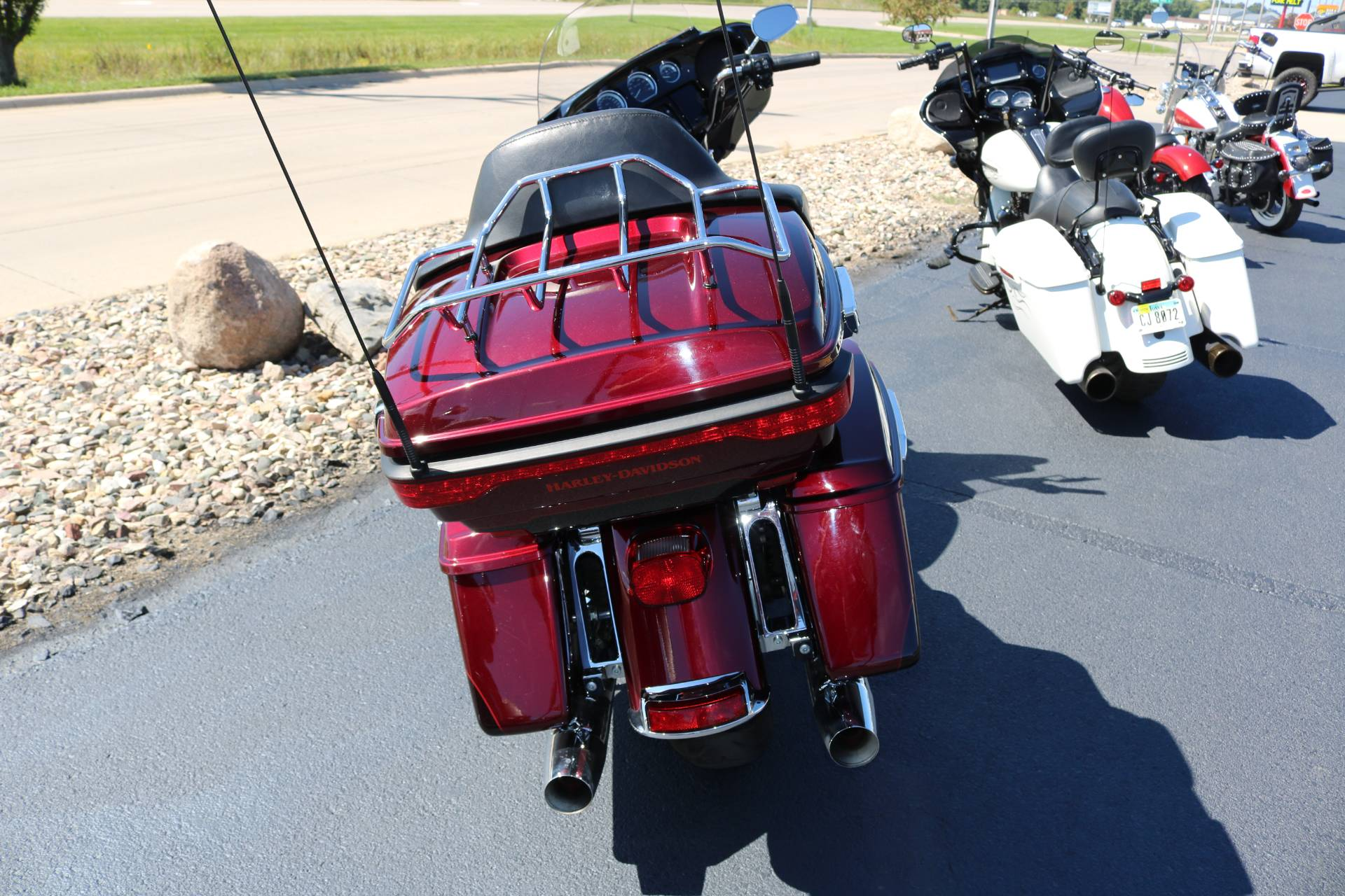 2014 Harley-Davidson Ultra Limited in Carroll, Iowa - Photo 9