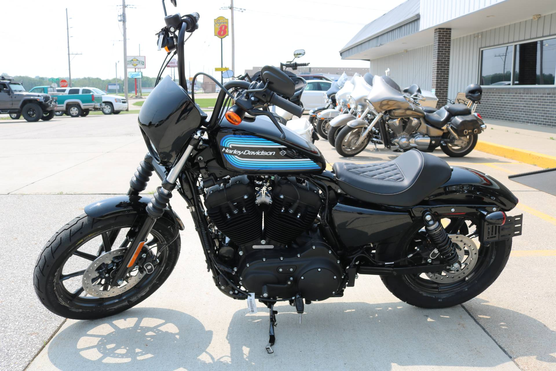 2019 Harley-Davidson Iron 1200™ in Carroll, Iowa - Photo 2