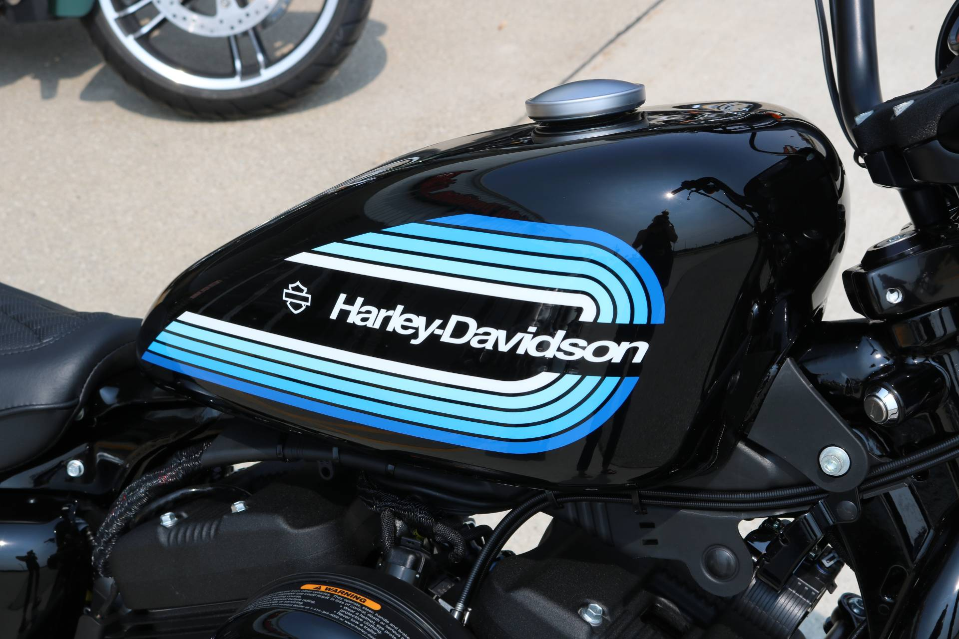 2019 Harley-Davidson Iron 1200™ in Carroll, Iowa - Photo 7