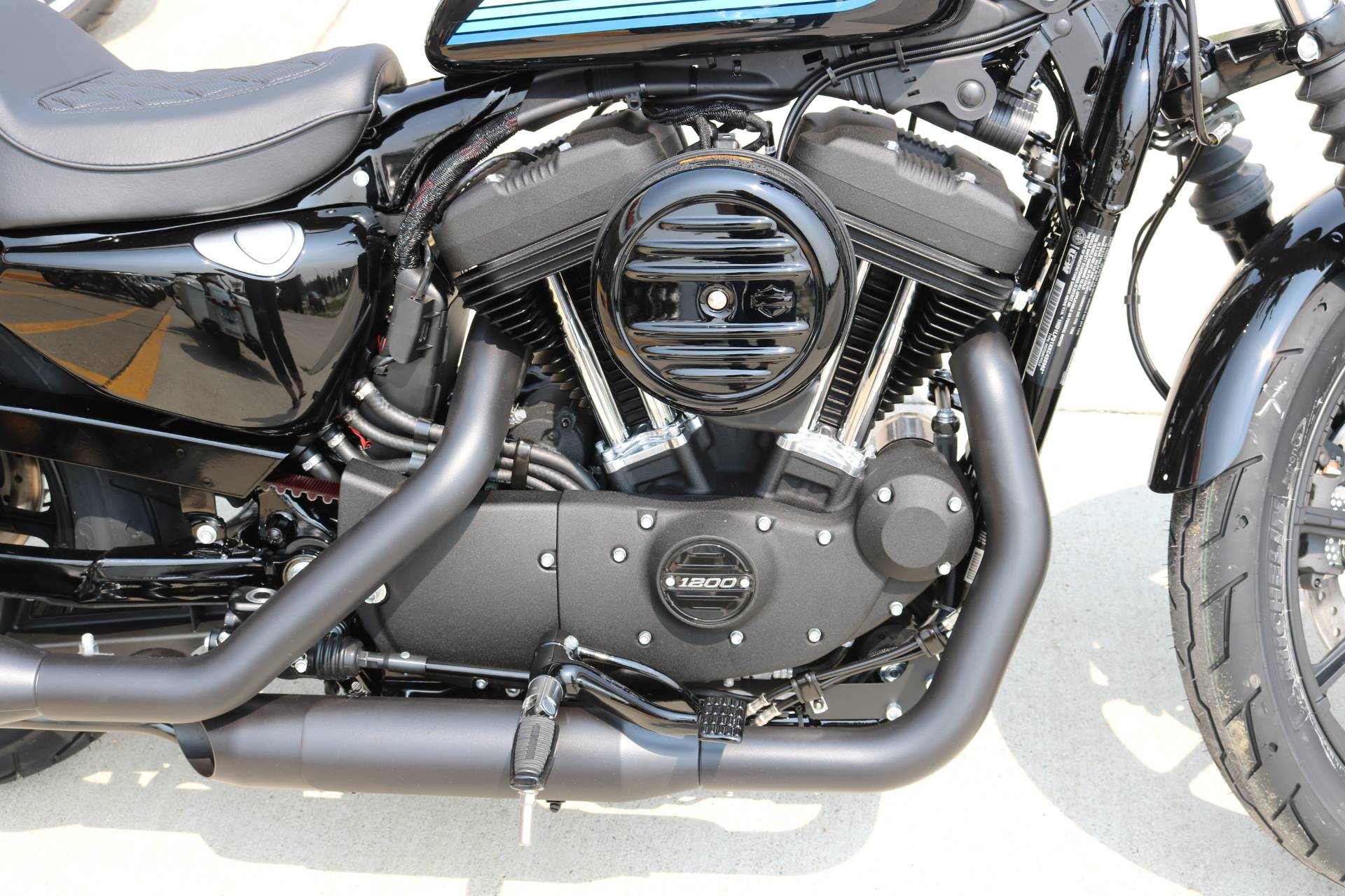 2019 Harley-Davidson Iron 1200™ in Carroll, Iowa - Photo 8