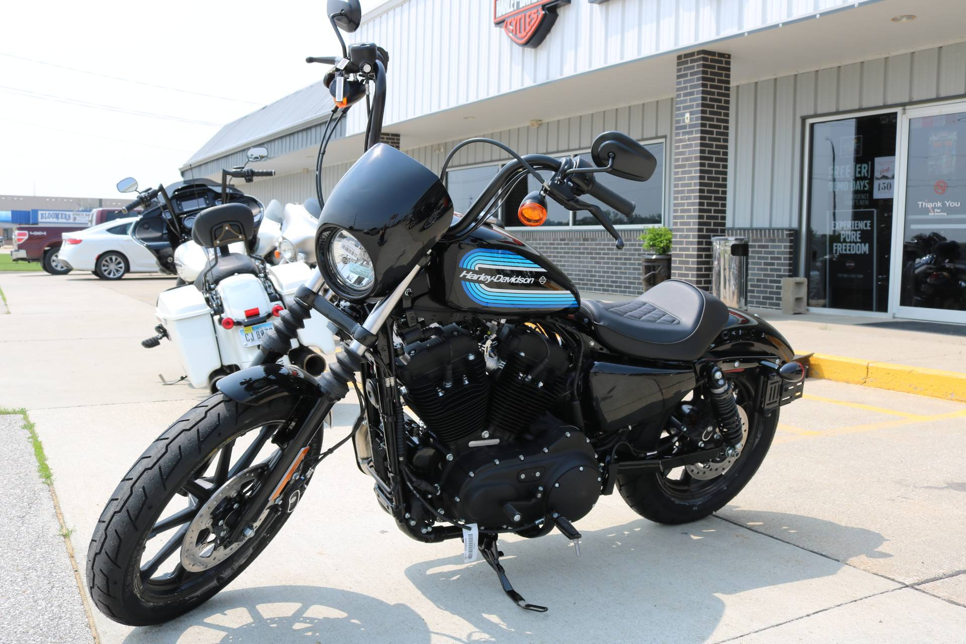2019 Harley-Davidson Iron 1200™ in Carroll, Iowa - Photo 16