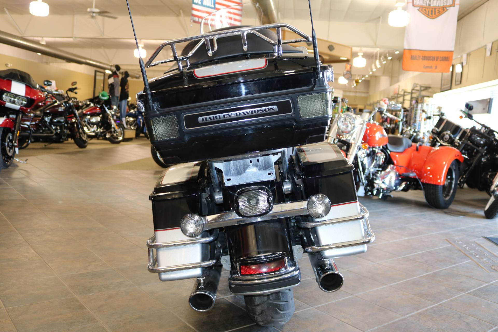 2011 Harley-Davidson Ultra Classic® Electra Glide® in Carroll, Iowa - Photo 15