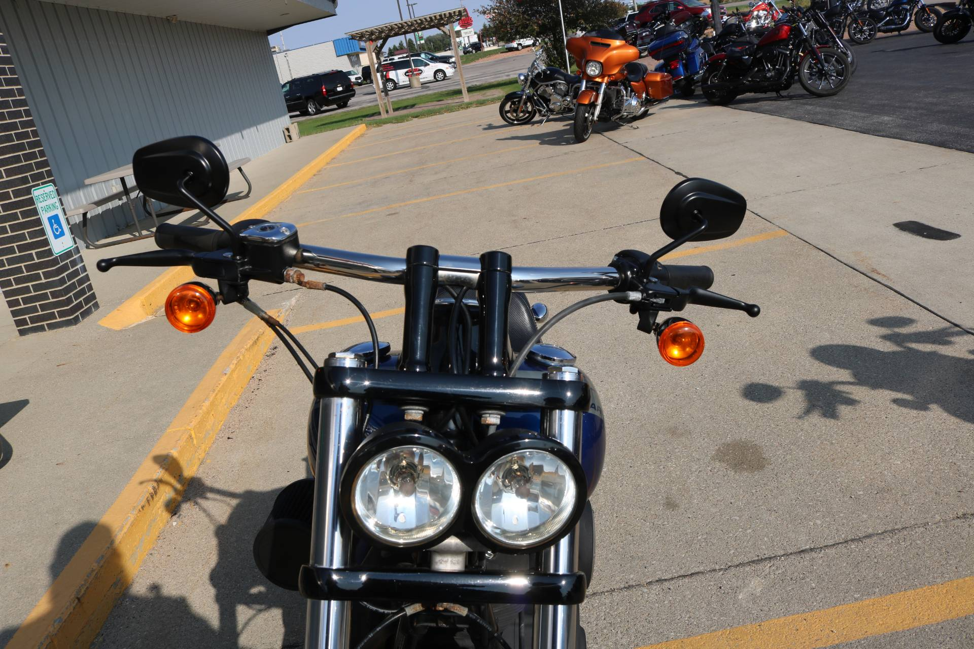 2015 Harley-Davidson Fat Bob® in Carroll, Iowa - Photo 5