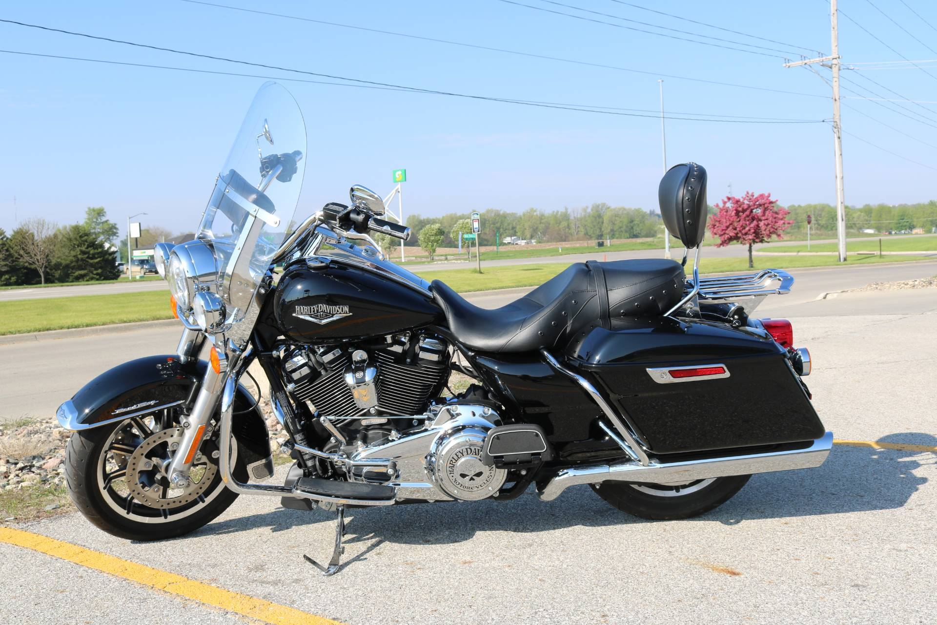 2018 Harley-Davidson Road King® in Carroll, Iowa - Photo 1