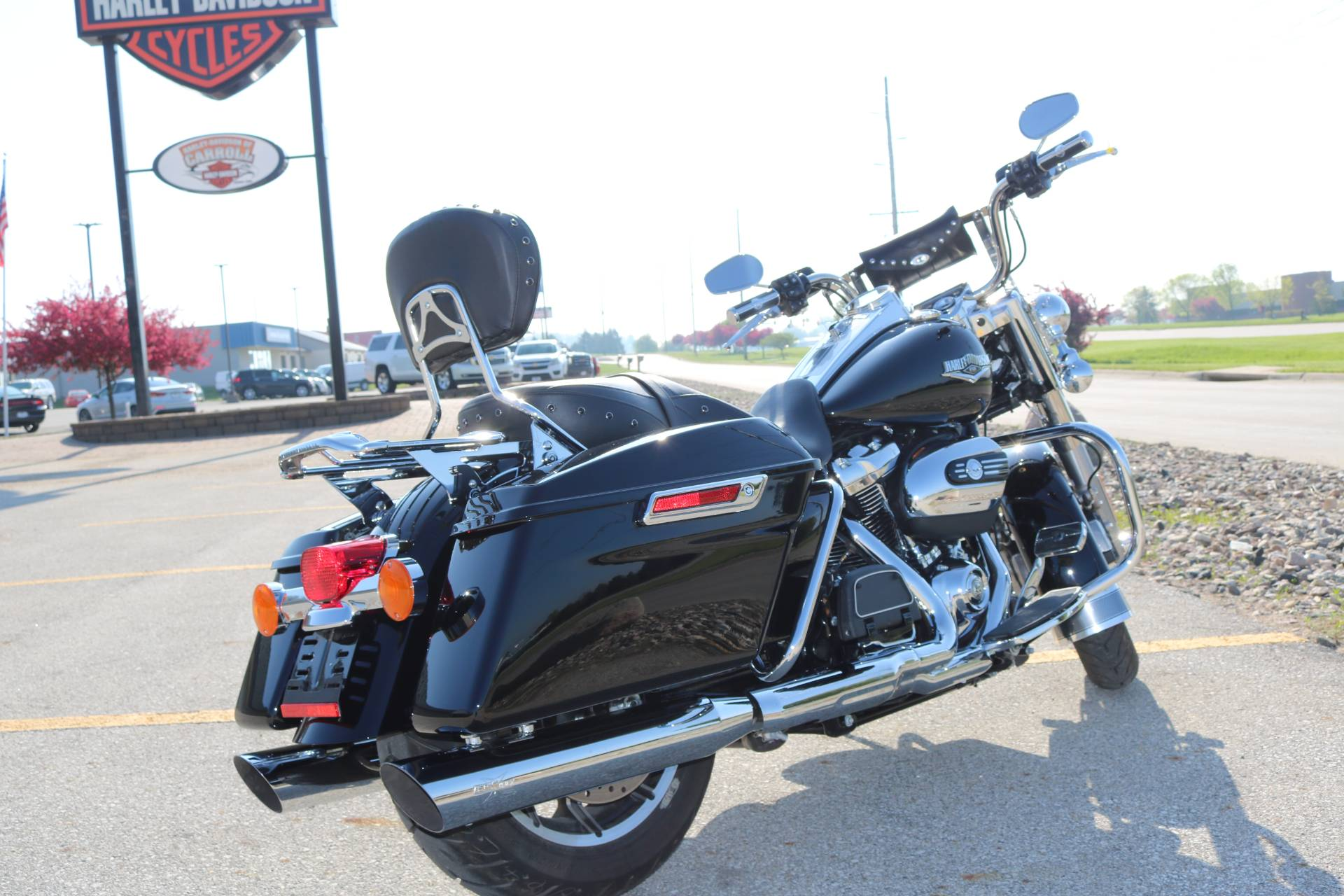 2018 Harley-Davidson Road King® in Carroll, Iowa - Photo 13
