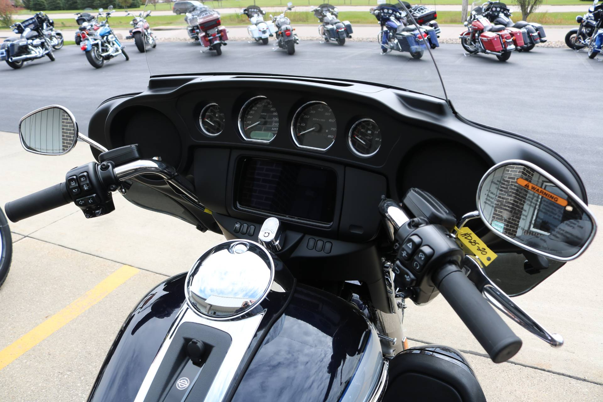 2020 Harley-Davidson Tri Glide® Ultra in Carroll, Iowa - Photo 12