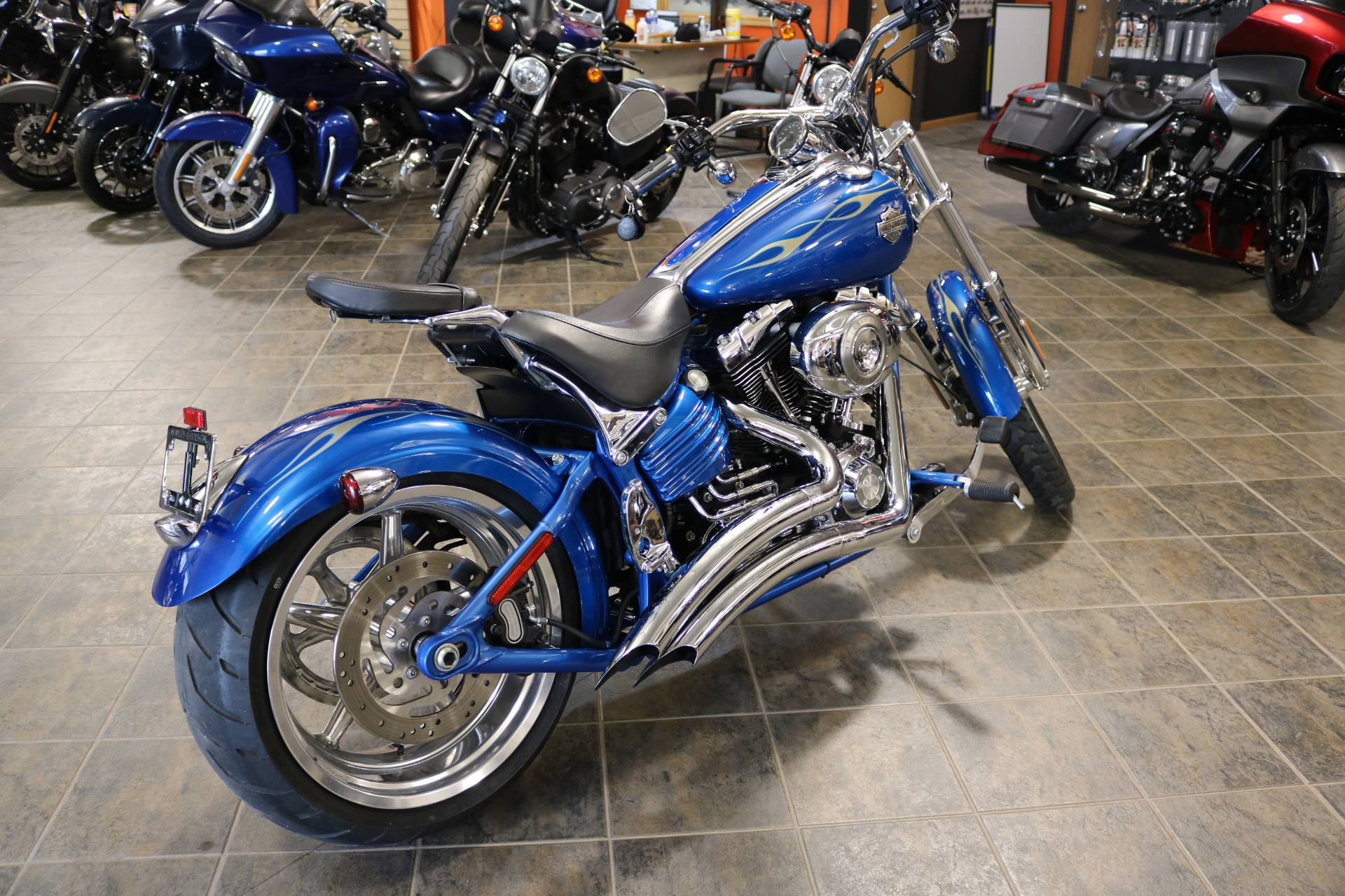 2008 Harley-Davidson Softail® Rocker™ C in Carroll, Iowa - Photo 14