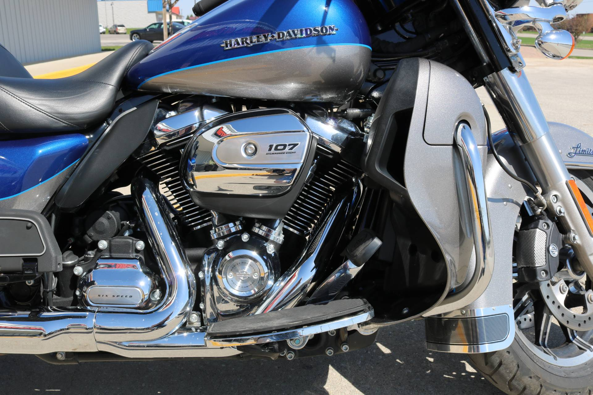 2017 Harley-Davidson Ultra Limited in Carroll, Iowa - Photo 7