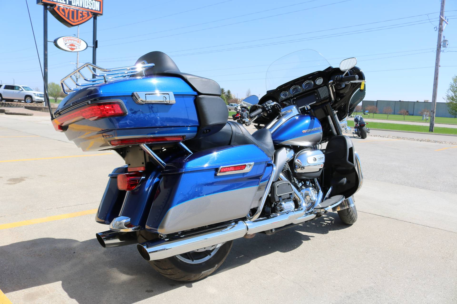 2017 Harley-Davidson Ultra Limited in Carroll, Iowa - Photo 13