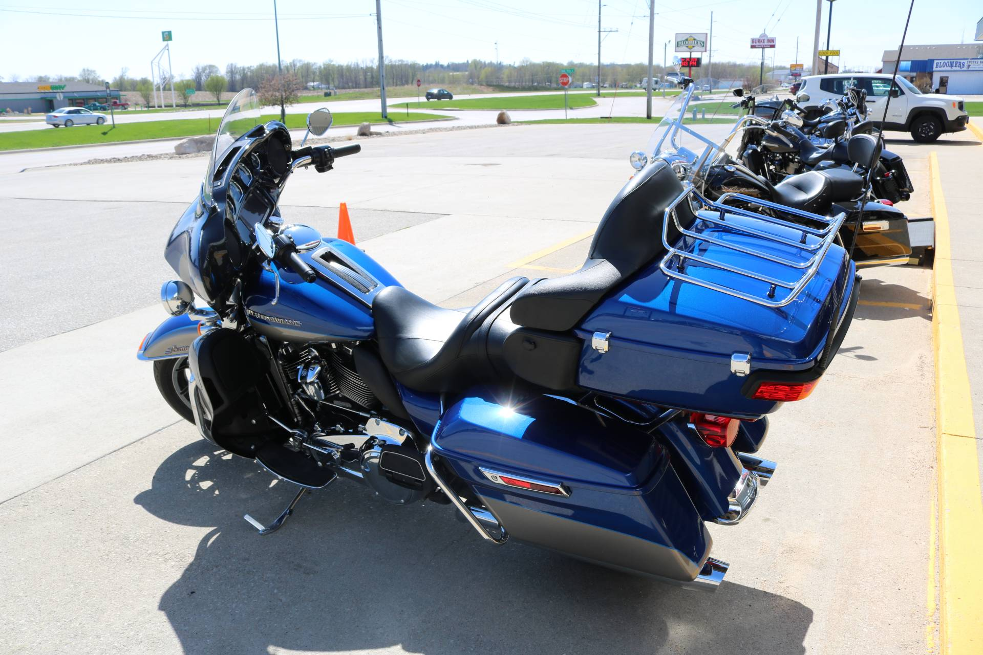 2017 Harley-Davidson Ultra Limited in Carroll, Iowa - Photo 16