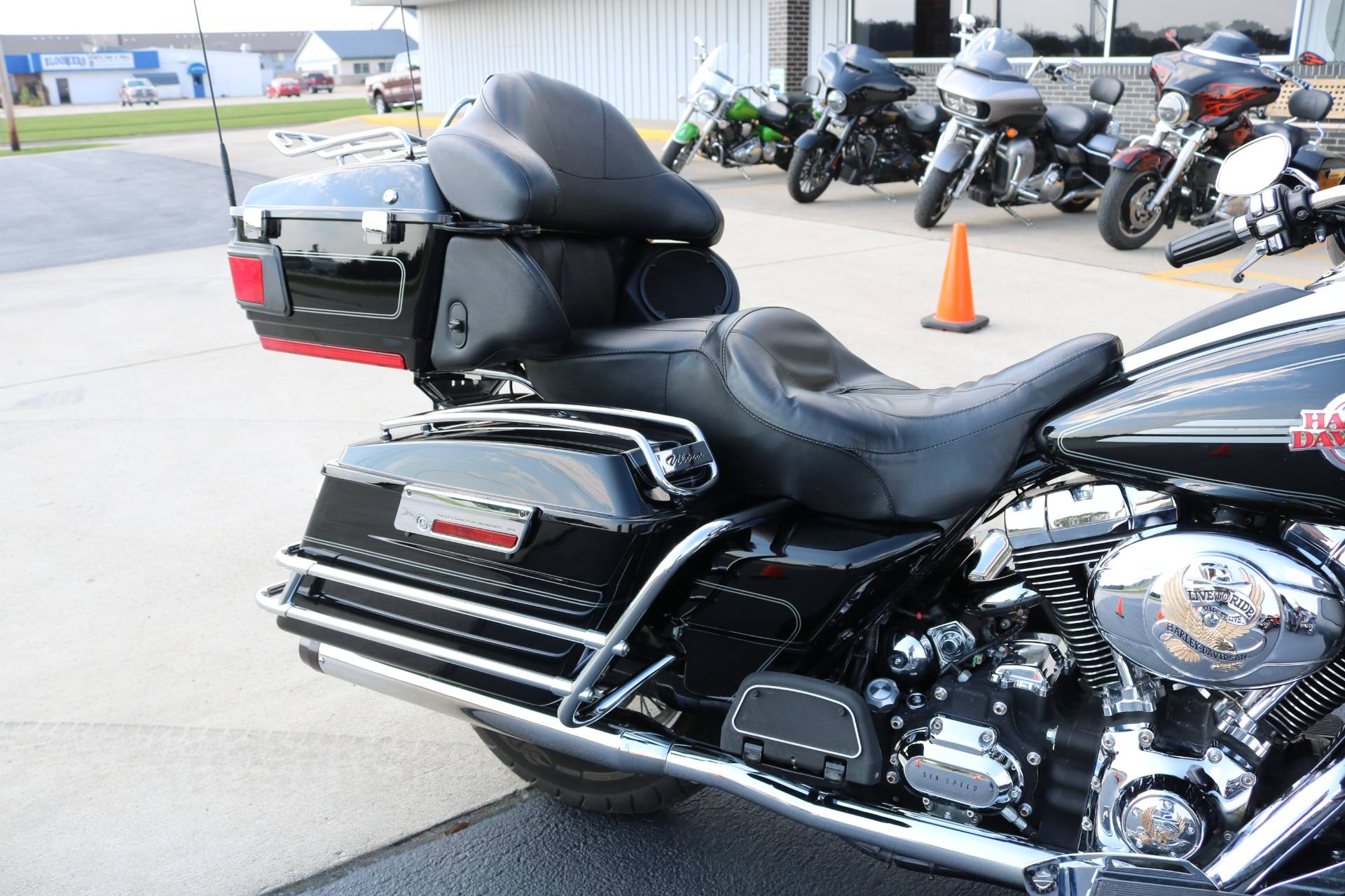 2007 Harley-Davidson Ultra Classic® Electra Glide® in Carroll, Iowa - Photo 8