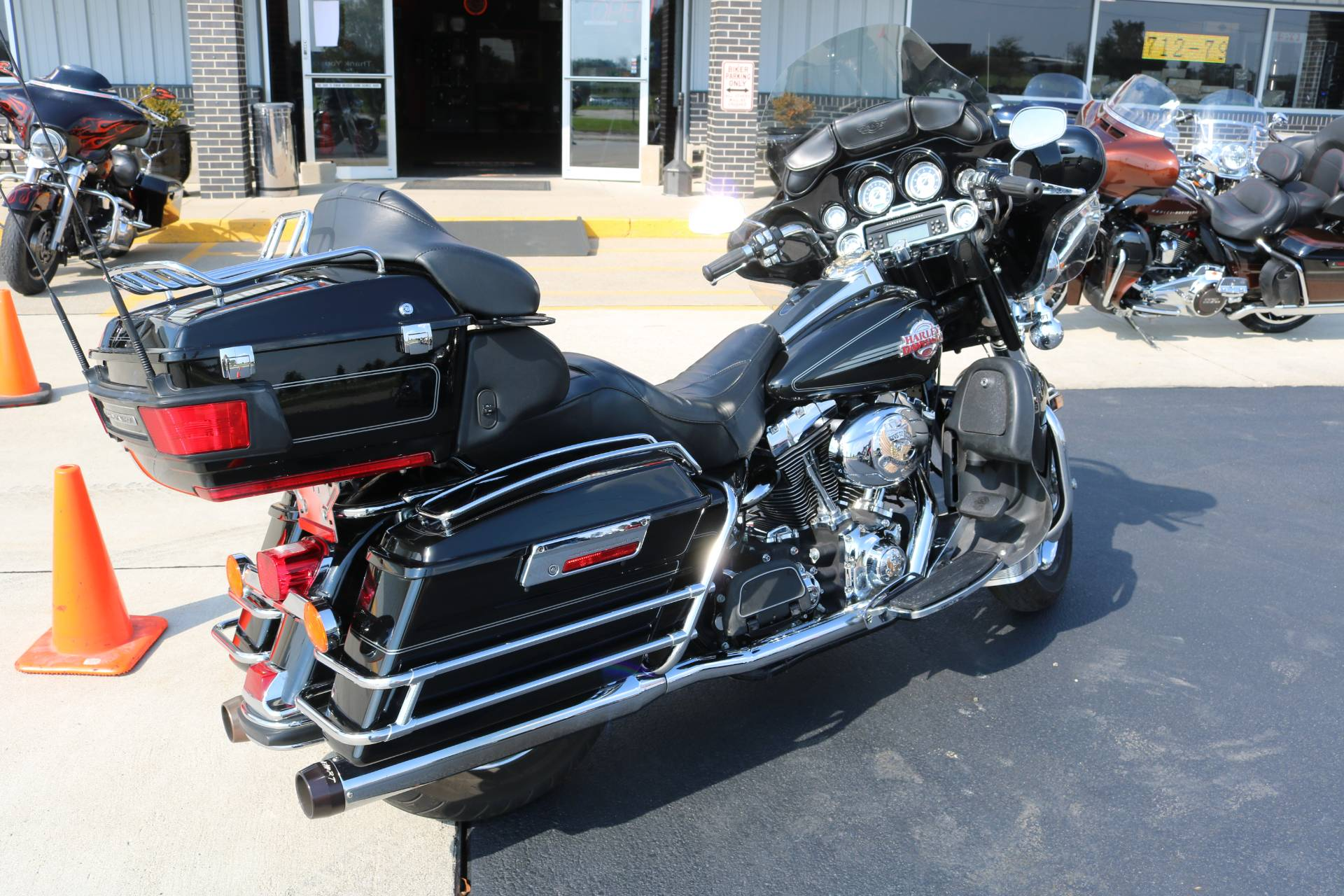 2007 Harley-Davidson Ultra Classic® Electra Glide® in Carroll, Iowa - Photo 13