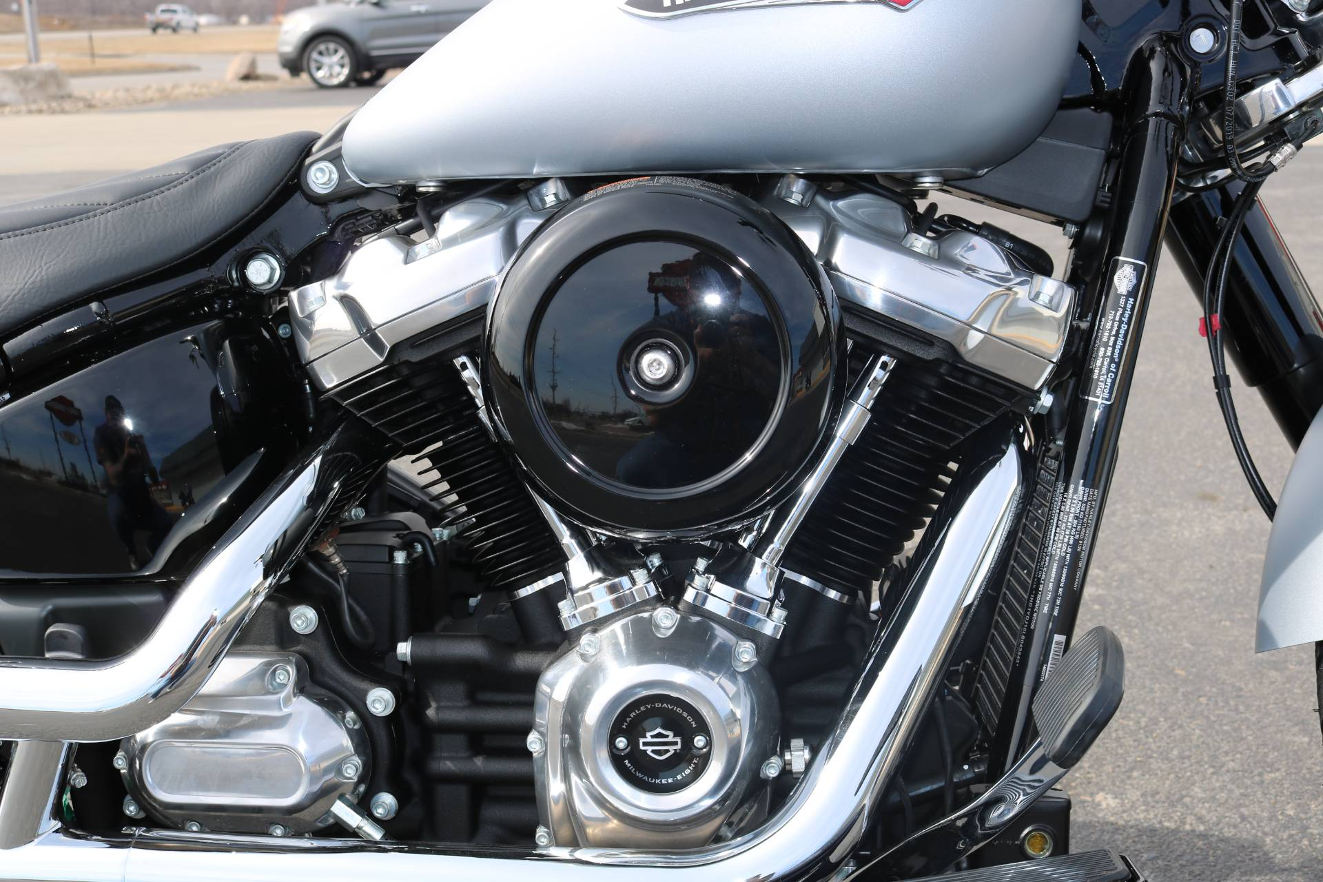 2020 Harley-Davidson Softail Slim® in Carroll, Iowa - Photo 9