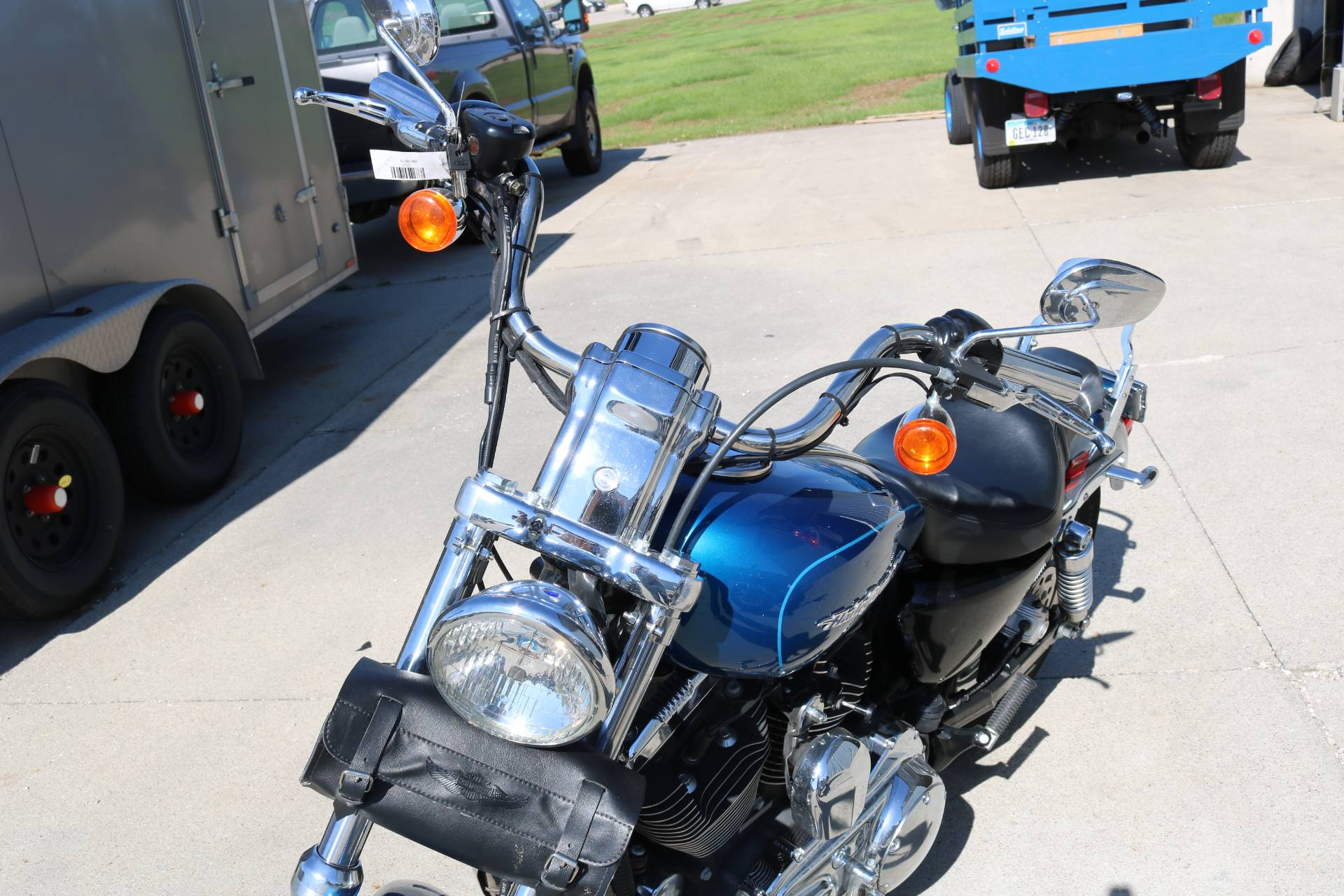 2005 Harley-Davidson Sportster® XL 1200 Custom in Carroll, Iowa - Photo 4