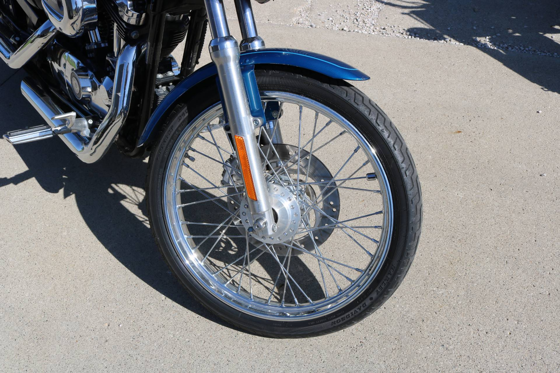 2005 Harley-Davidson Sportster® XL 1200 Custom in Carroll, Iowa - Photo 5