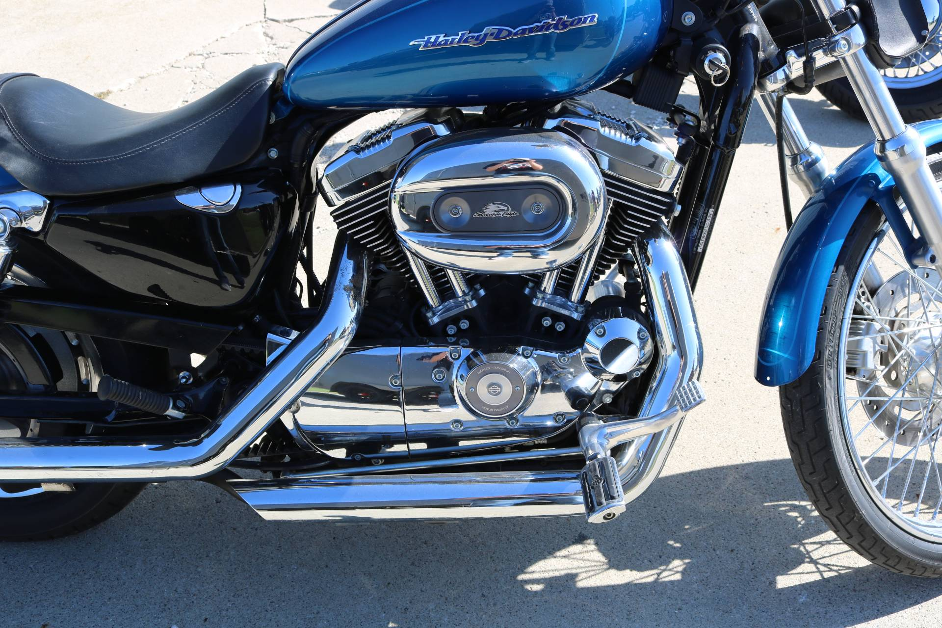2005 Harley-Davidson Sportster® XL 1200 Custom in Carroll, Iowa - Photo 7