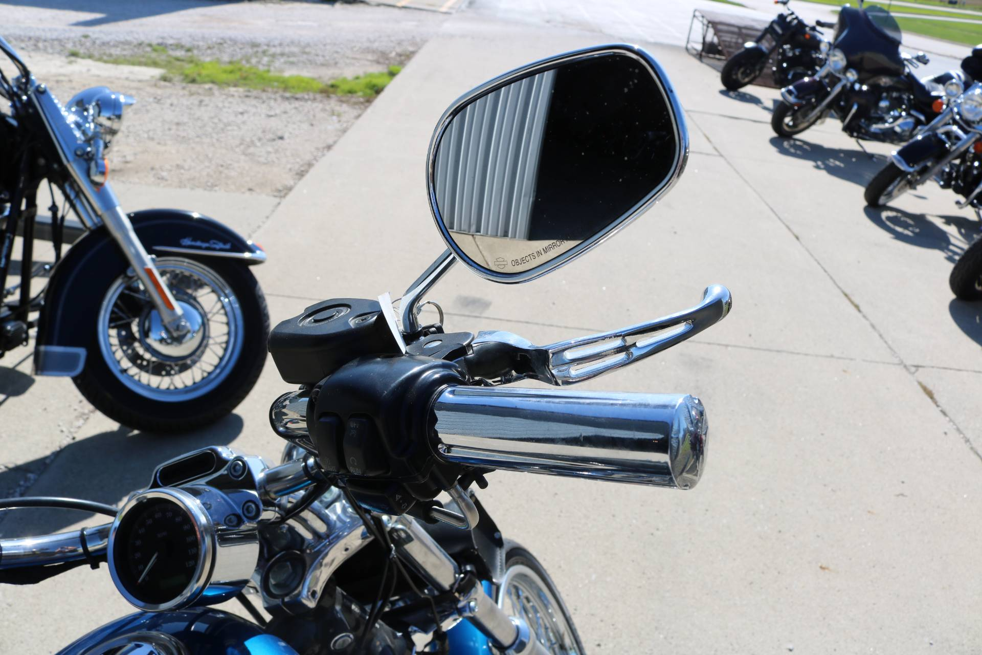 2005 Harley-Davidson Sportster® XL 1200 Custom in Carroll, Iowa - Photo 13