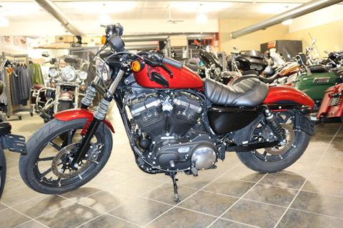 2019 Harley-Davidson Iron 883™ in Carroll, Iowa - Photo 1