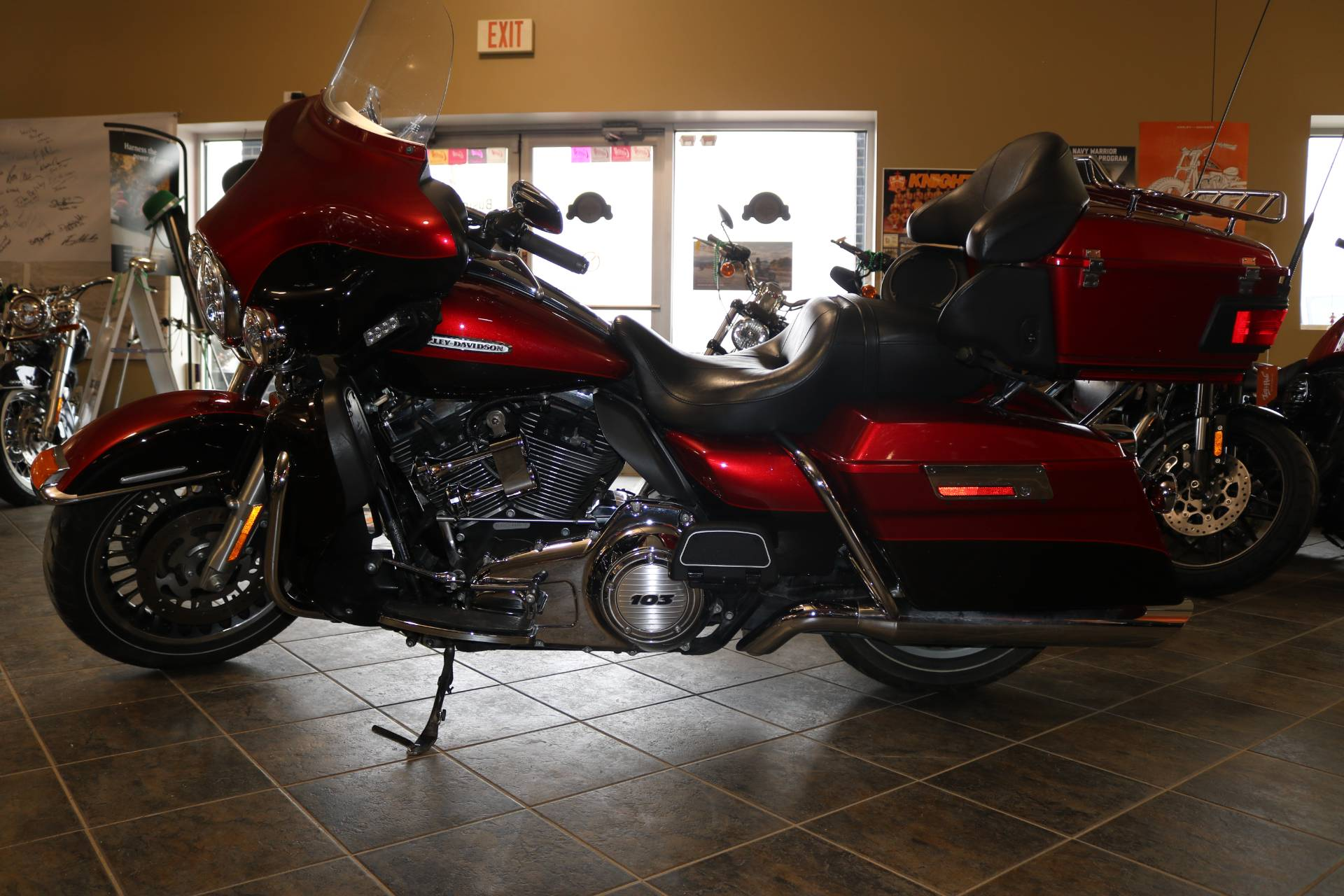 2012 Harley-Davidson Electra Glide® Ultra Limited in Carroll, Iowa - Photo 1