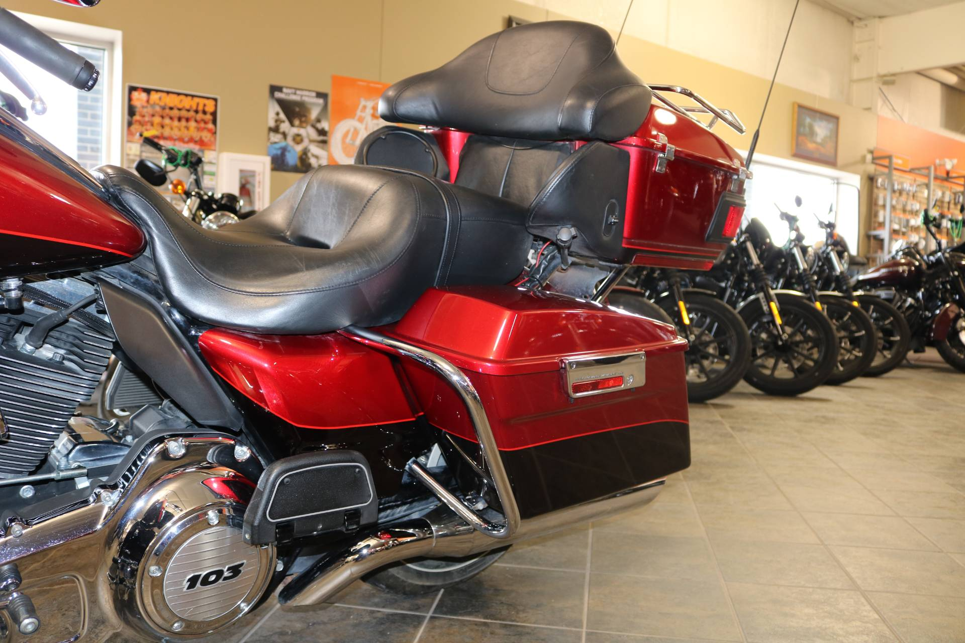 2012 Harley-Davidson Electra Glide® Ultra Limited in Carroll, Iowa - Photo 3