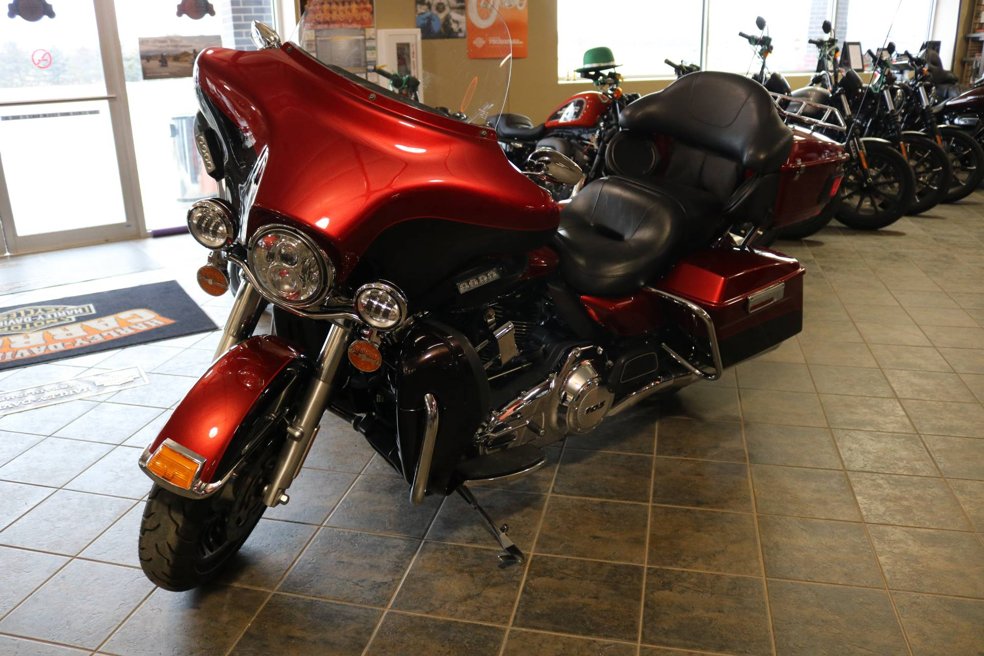 2012 Harley-Davidson Electra Glide® Ultra Limited in Carroll, Iowa - Photo 4