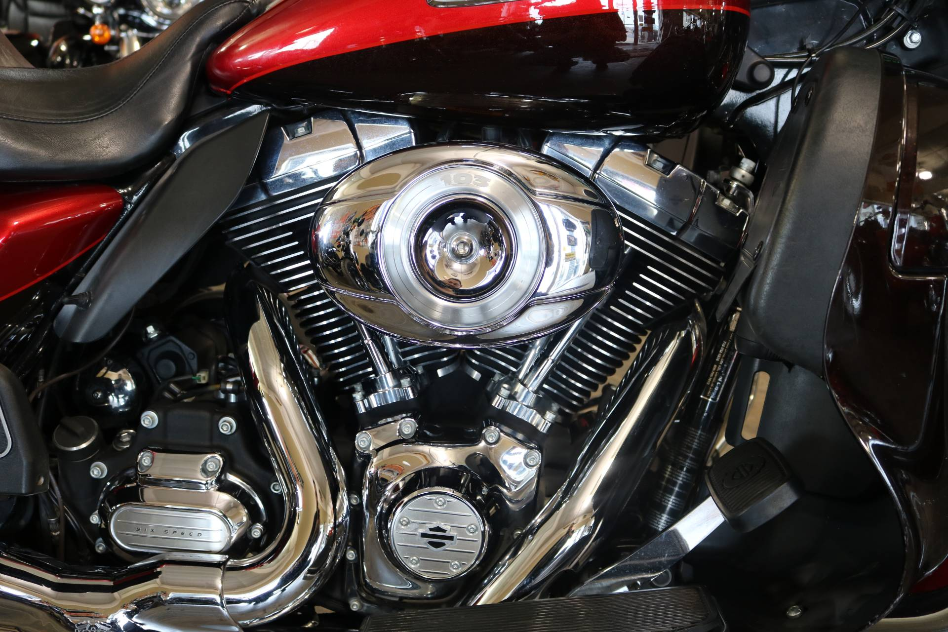2012 Harley-Davidson Electra Glide® Ultra Limited in Carroll, Iowa - Photo 9
