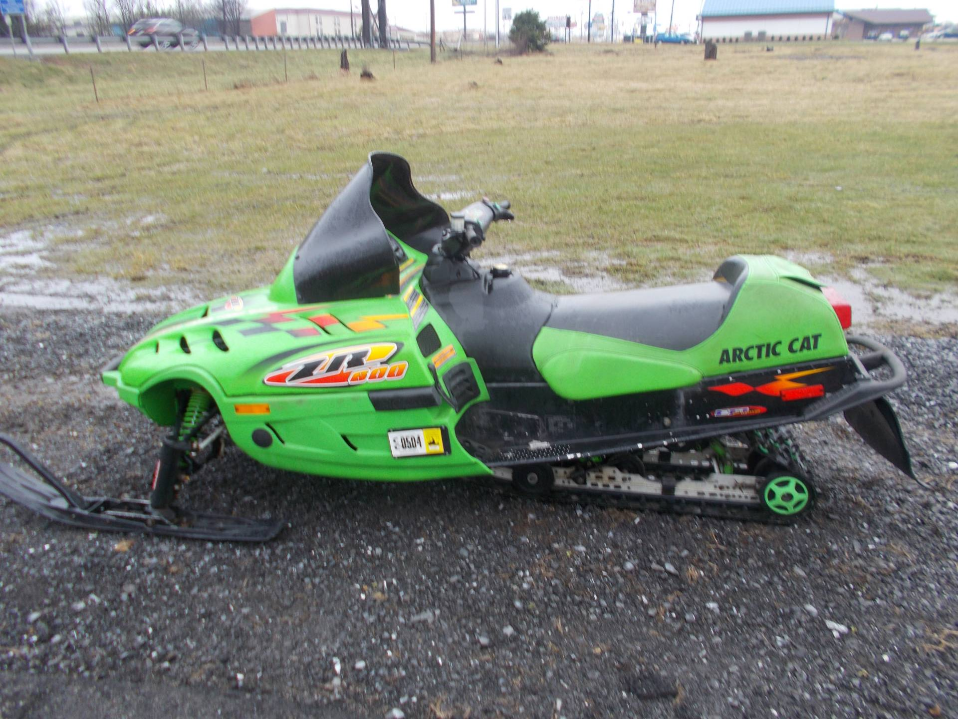 1999 Arctic Cat zr 600 in Ebensburg, Pennsylvania