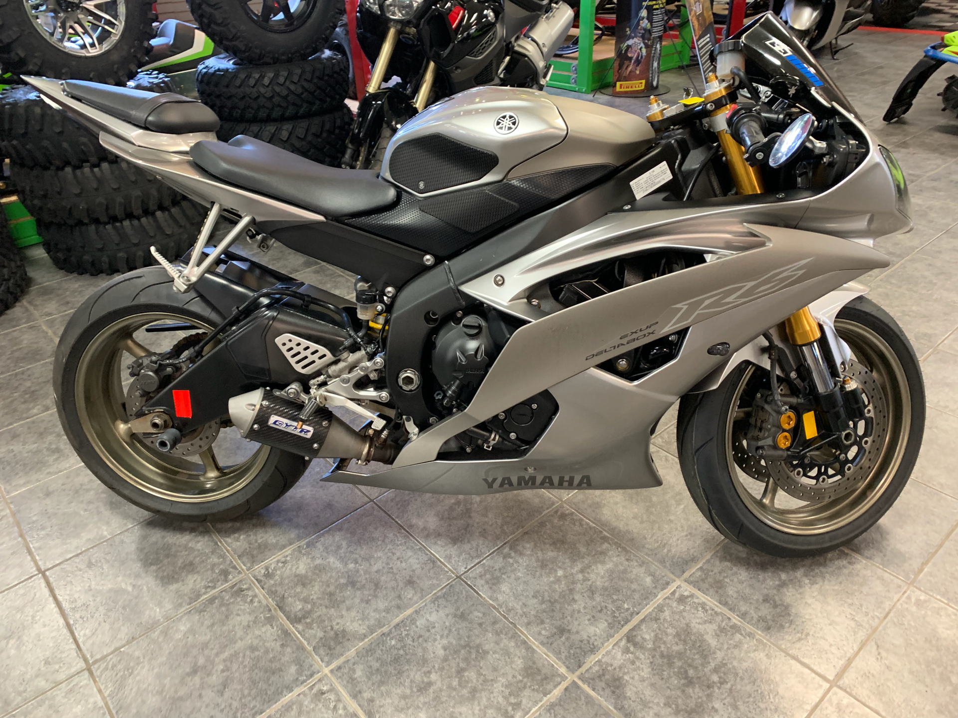 2008 Yamaha YZF-R6 for sale 189133