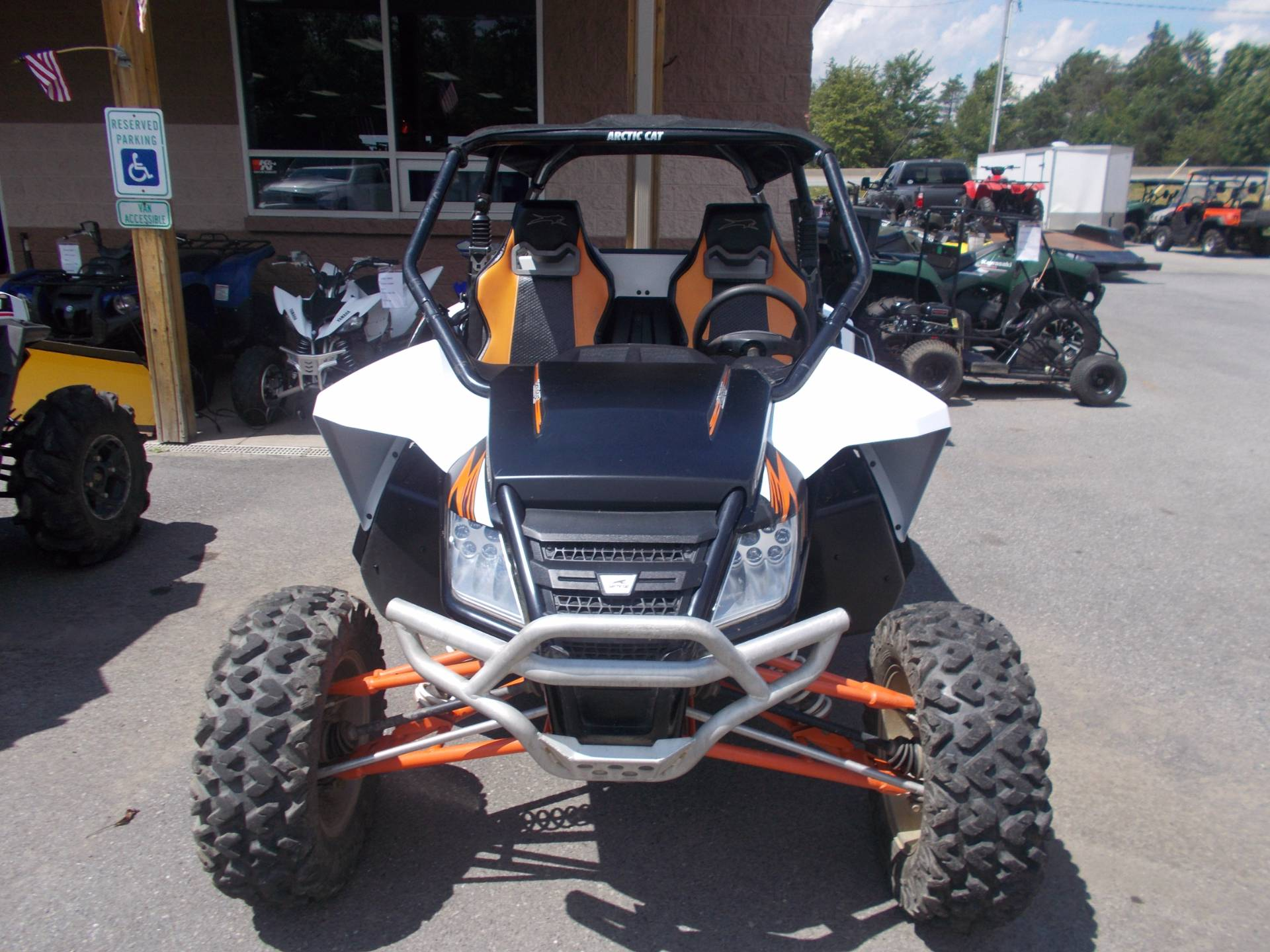 2013 Arctic Cat Wildcat™ 1000 in Ebensburg, Pennsylvania