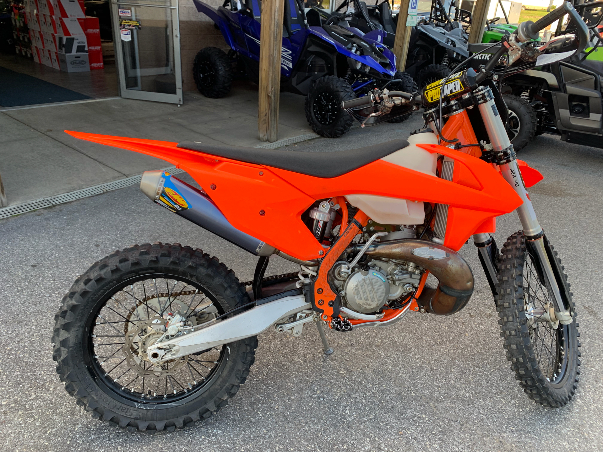 2018 KTM 250 XC in Ebensburg, Pennsylvania - Photo 3