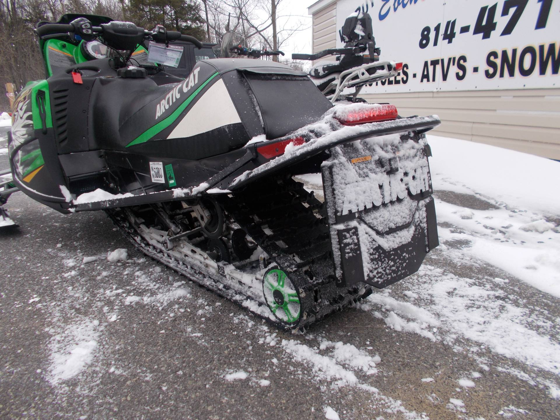 2010 Arctic Cat CFR 8 H.O. in Ebensburg, Pennsylvania