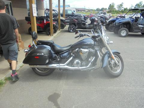 2015 Yamaha V Star 1300 Tourer in Ebensburg, Pennsylvania