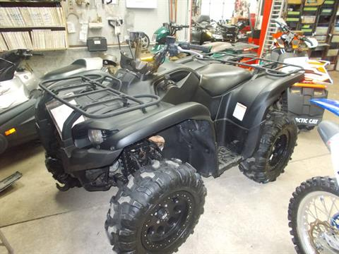 2007 Yamaha Grizzly 700 FI Auto. 4x4 in Ebensburg, Pennsylvania